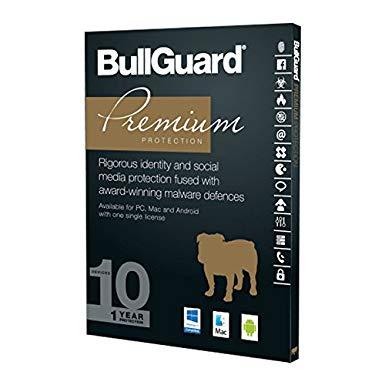 BullGuard Premium Protection VM Kontorteknik10