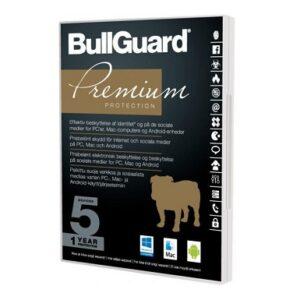 BullGuard Premium Protection VM Kontorteknik5