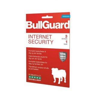 Bullguard internet security VM Kontorteknik antivirus