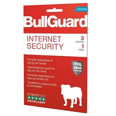 Bullguard internet security VM Kontorteknik1